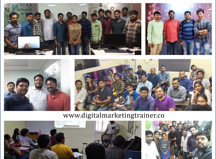 DMT digital marketing training insitute